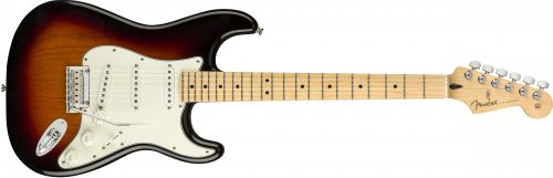 Fender Player Stratocaster MN 3-Colour Sunburst