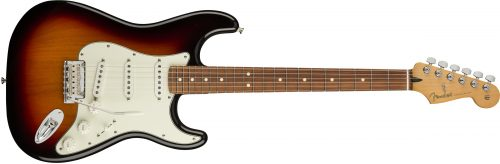 Fender Player Stratocaster PF 3-Colour Sunburst
