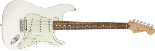 Fender Player Stratocaster PF Polar White