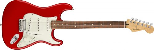 Fender Player Stratocaster PF Sonic Red