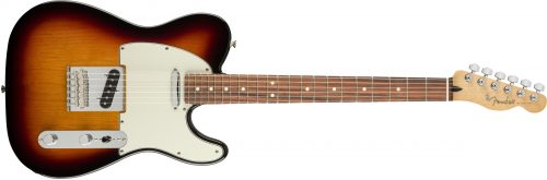 Fender Player Telecaster PF 3-Colour Sunburst