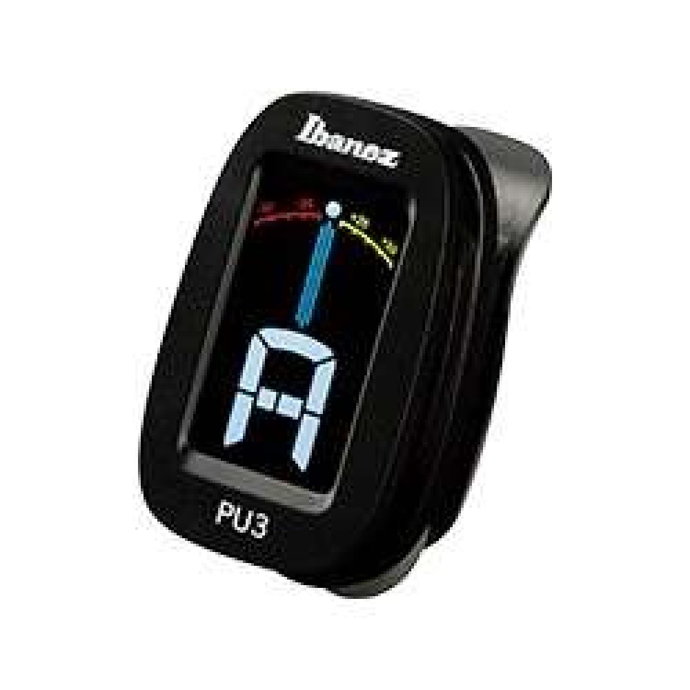 Ibanez PU3 Chromatic Clip-on Tuner