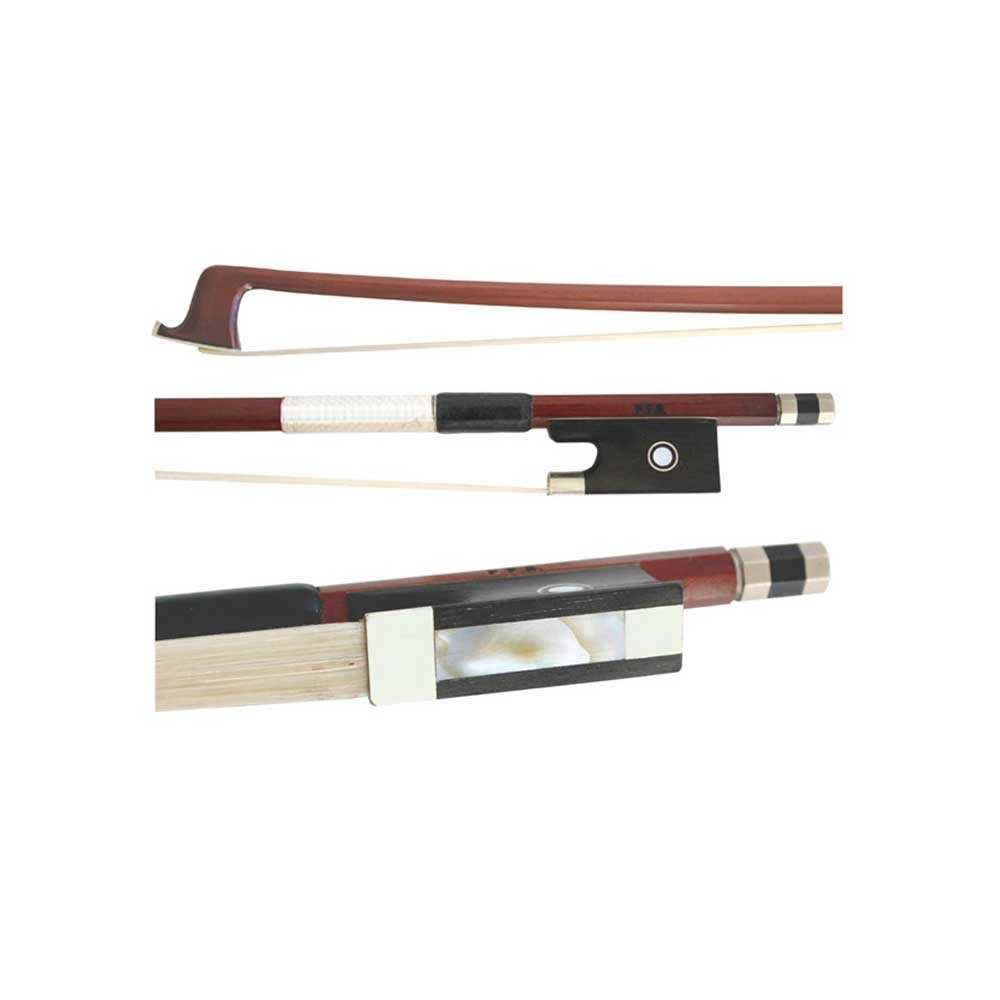 4/4 Brazilwood violin bow