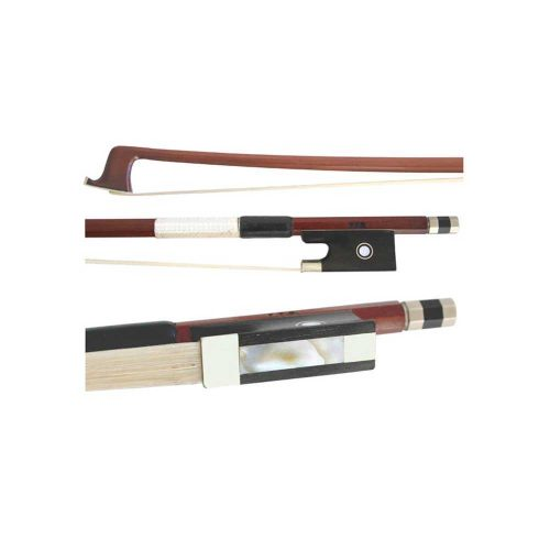 3/4 Brazilwood violin bow