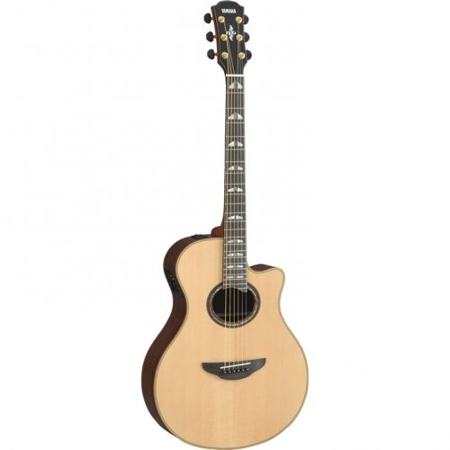 Yamaha APX1200IINT Performance Acoustic Guitar Natural