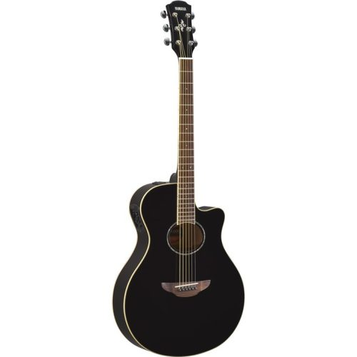 Yamaha APX600BL Acoustic Guitar Black