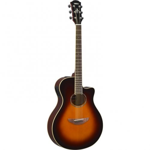 Yamaha APX600OVS Acoustic Guitar Old Violin Sunburst