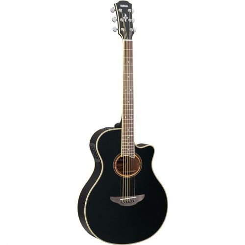 Yamaha APX700IINT Performance Acoustic Guitar Natural