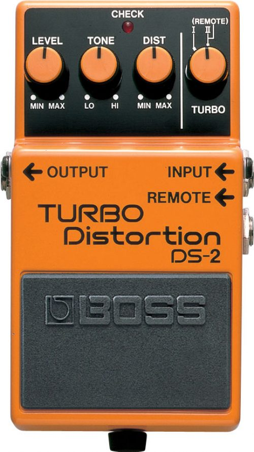 Boss DS2 Distortion Pedal