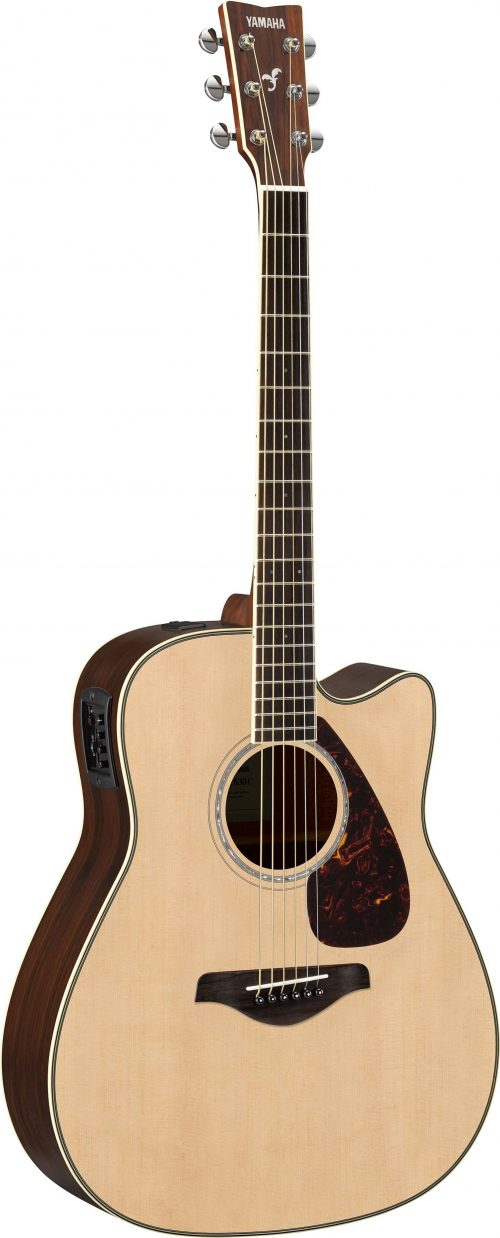 Yamaha FGX830CNT Dreadnought Acoustic Guitar