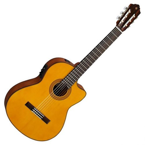 Yamaha CGX122MSC Classical Guitar