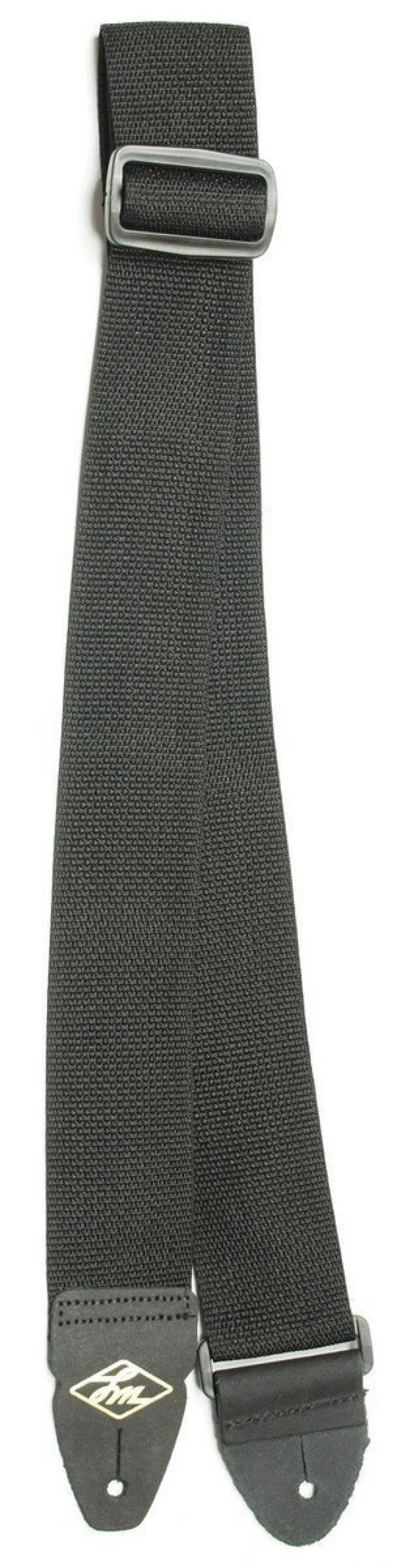 "LM Products 2"" Guitar Strap Black"