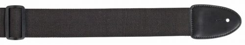 "XTR 2"" Cotton Web Strap Black"
