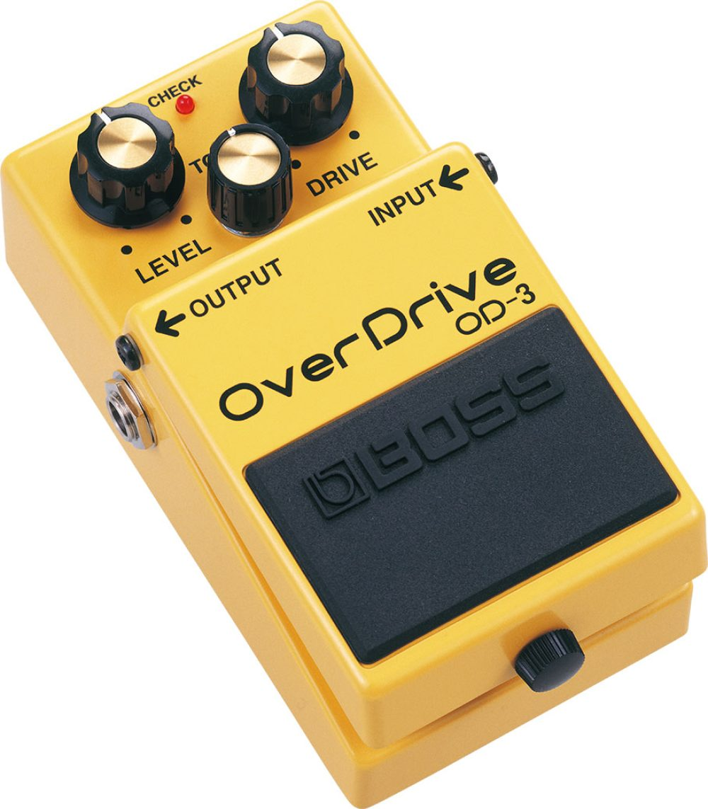 BOSS OD3 OverDrive Pedal
