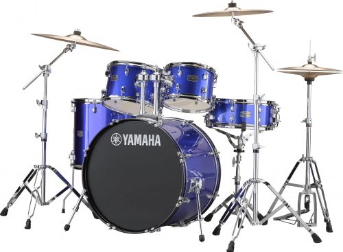 Yamaha Rydeen 5pc Euro Drum Kit- Fine Blue