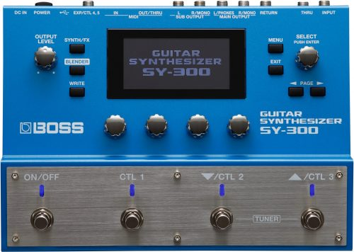 Boss SY-300 Guitar Synthesiser