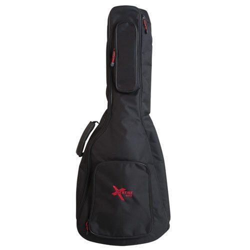 XTREME Dreadnought Acoustic Gig Bag Heavy Duty Black
