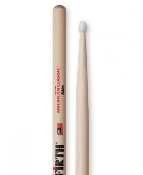 Vic Firth American Classic 5A Nylon Tip Drumsticks