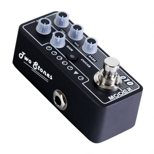 Mooer 010 Two Stone Preamp Pedal