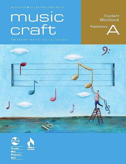 AMEB Music Craft Student Workbook, Preliminary A