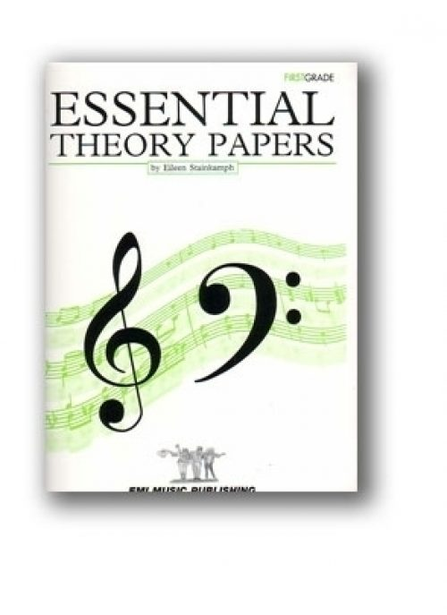 Beginners Essential Theory Papers, Grade 1 (Stainkamph)