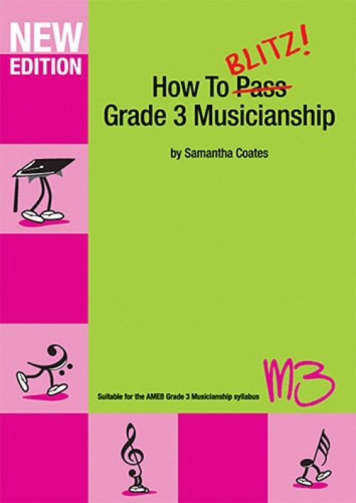 How to Blitz Musicianship Grade 3