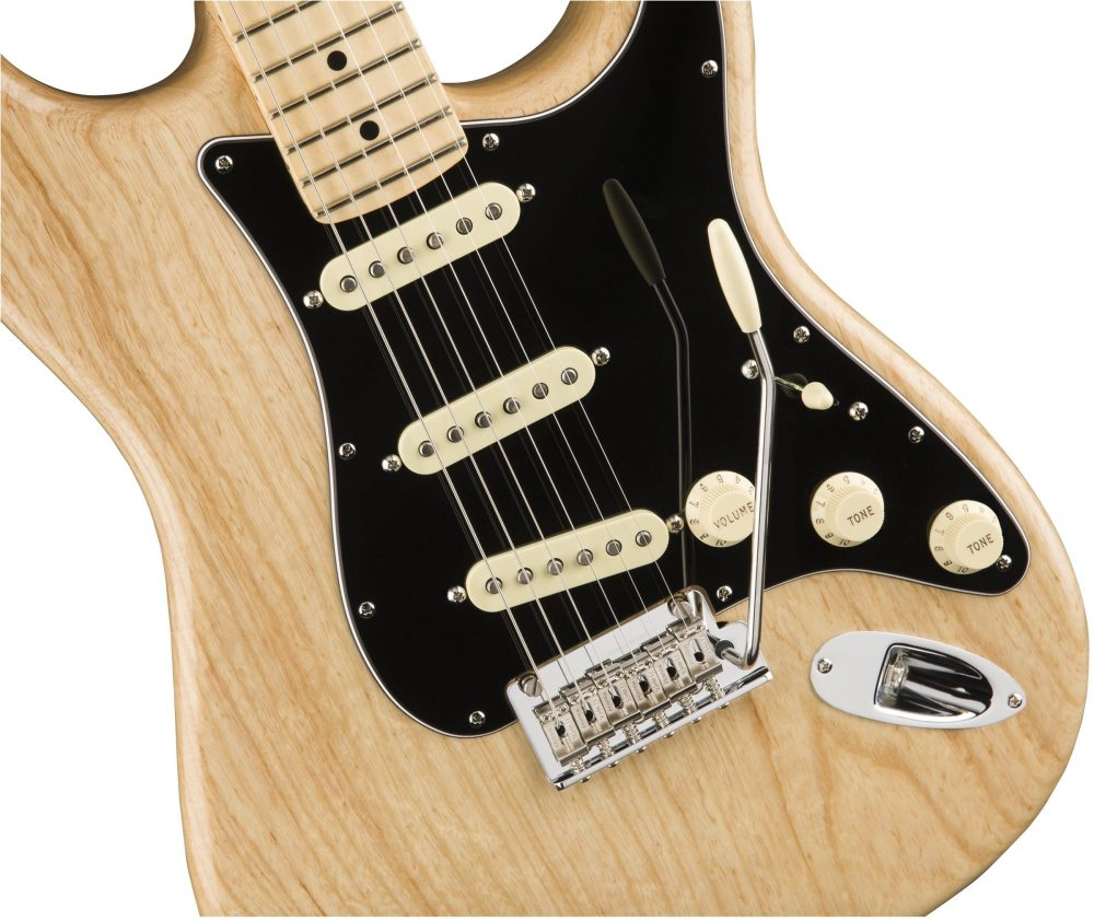 Fender American Pro Stratocaster MN Natural