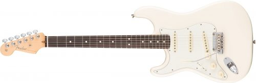 Fender American Pro Stratocaster LH RW Olympic White