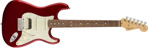 Fender American Pro Stratocaster HSS Shawbucker RW Candy Apple Red