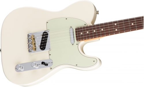 Fender American Pro Telecaster RW Olympic White