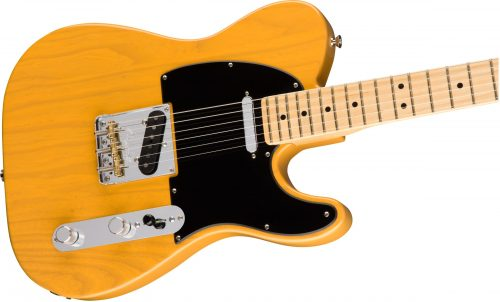 Fender American Pro Telecaster MN Butterscotch Blonde Ash