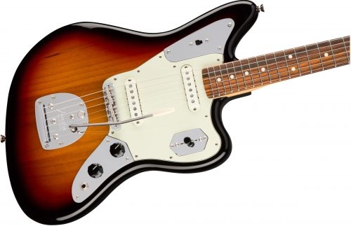 Fender American Pro Jaguar RW 3 Color Sunburst