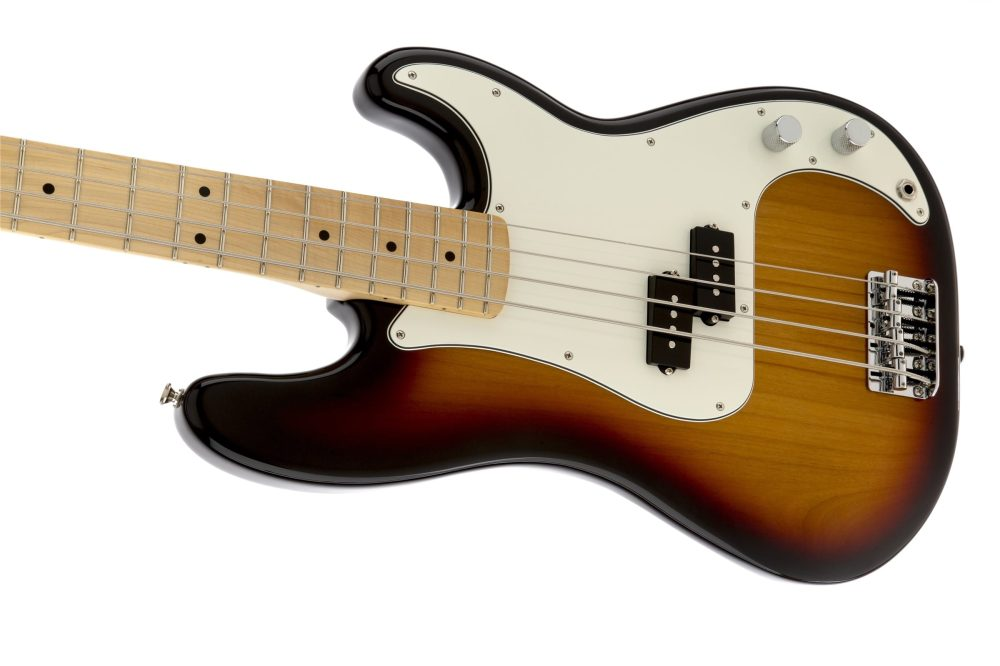 Fender Standard P-Bass MN Brown Sunburst