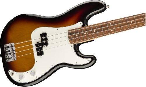 Fender Standard P-Bass PF Brown Sunburst