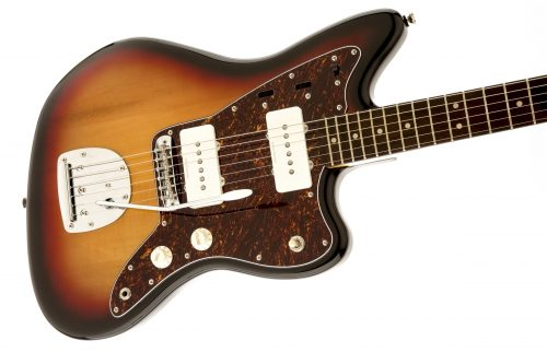 Squier Vintage Modified Jazzmaster RW 3-Colour Sunburst