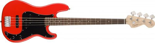Squier Affinity PJ Bass IL Race Red