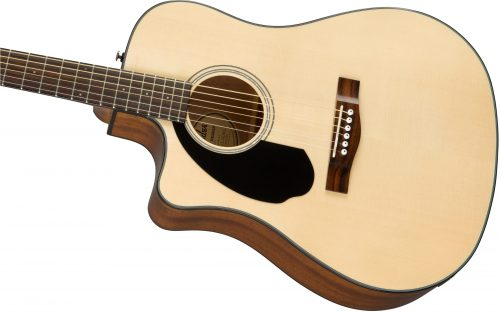 Fender CD-60SCE LH Dreadnought Cutaway