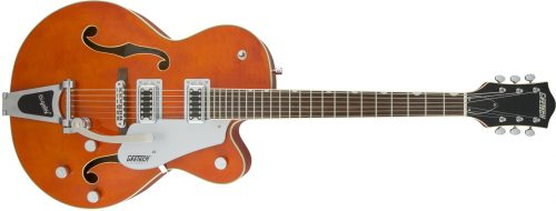Gretsch G5420T Electromatic With Bigsby, Orange Stain