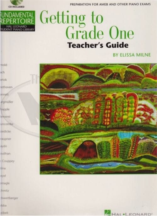 Getting To Grade One Teachers Guide
