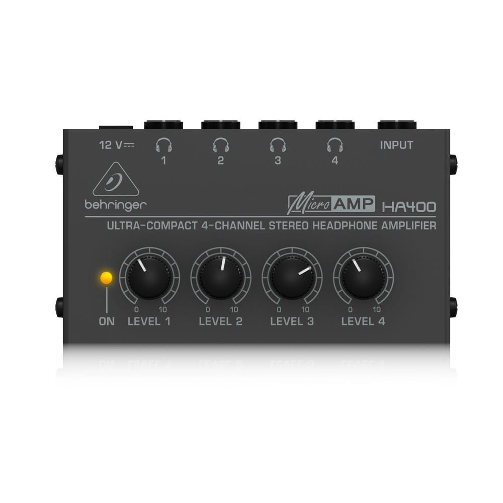 Behringer HA400 Headphone Amp