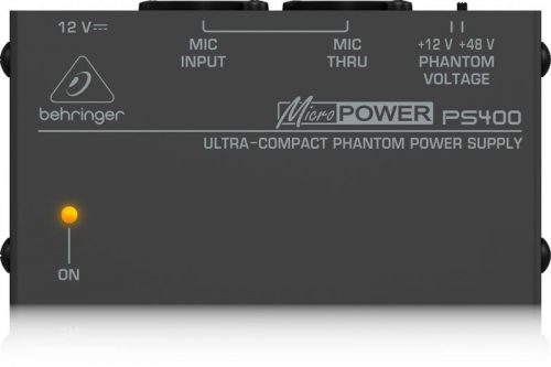 Behringer Micropower PS400 Poweramp