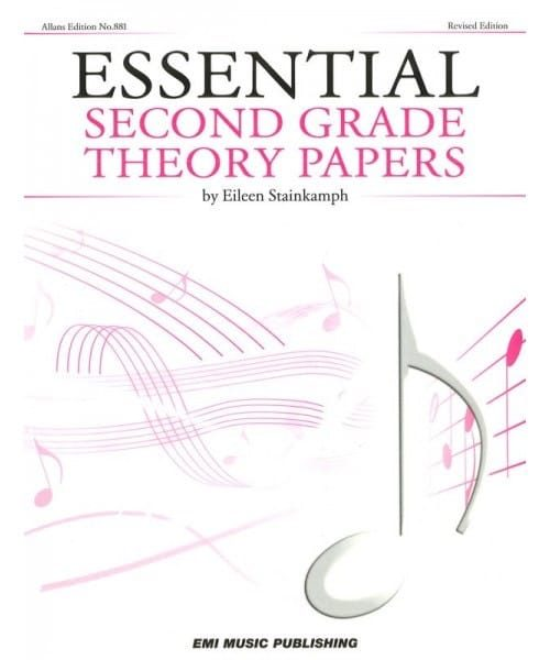 Beginners Essential Theory Papers, Grade 2 (Stainkamph)