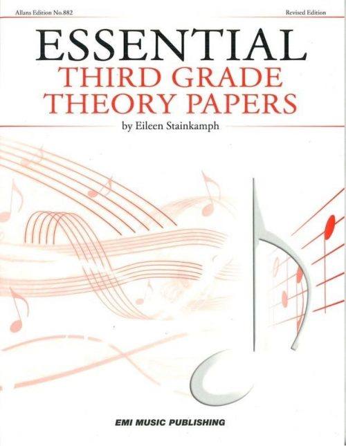 Beginners Essential Theory Papers, Grade 3 (Stainkamph)