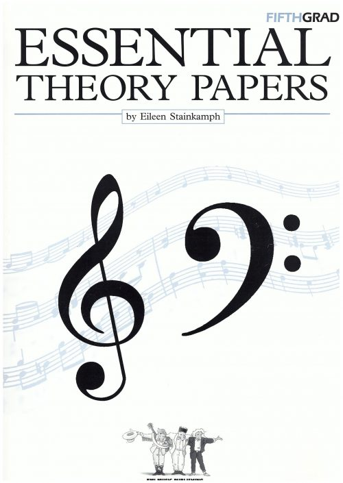 Beginners Essential Theory Papers, Grade 5 (Stainkamph)