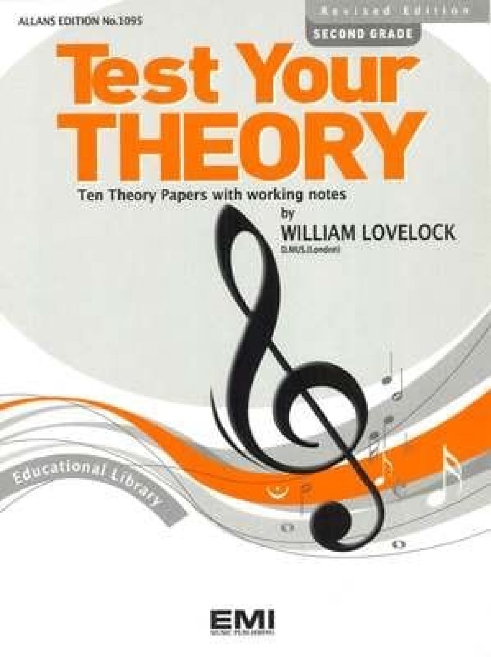 Test Your Theory, Grade 2 (Lovelock)