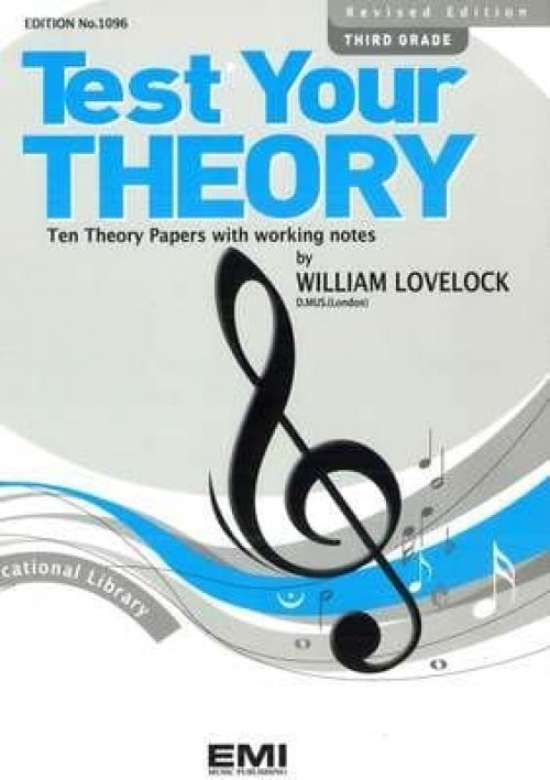 Test Your Theory, Grade 3 (Lovelock)