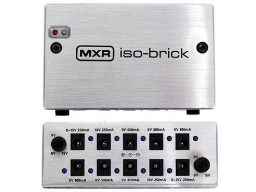MXR ISO brick Power Supply