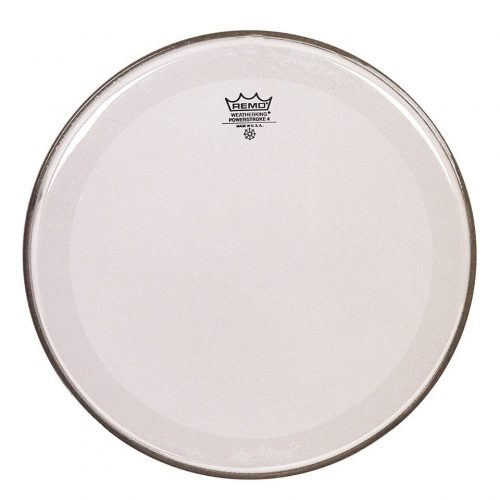 Remo Powerstroke 4 Clear 12 Inch Batter Head