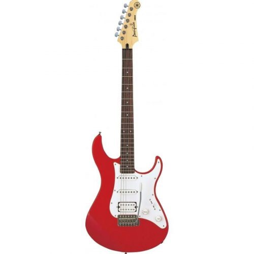 Yamaha PAC112JRM Pacifica Electric Guitar Red Metallic