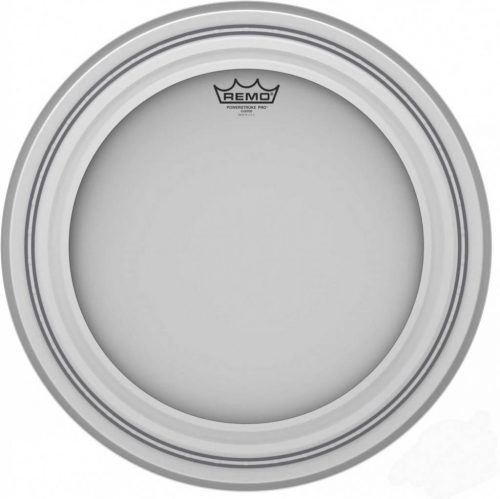 Remo Powerstroke Pro 22 Inch Coated Bass Drum Head